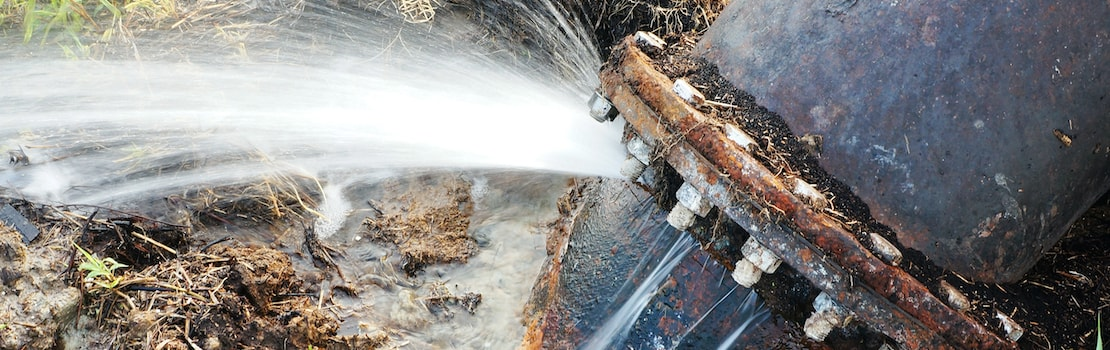 Does homeowners insurance cover water main break?
